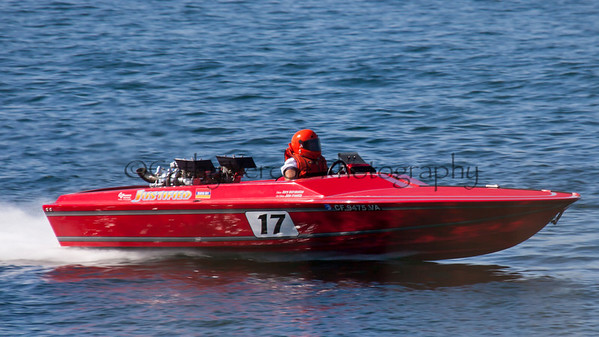 2013 Parker Enduro 336 Mile Powerboat Race