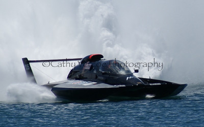 Hydroplane - The Boss Mobil One