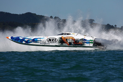 Boat Category: Superboat Race Title: NZOPA  Nationals Round 5 Whitianga                      Date: 12th March 2011 Venue: Whitianga Category: Offshore Racing