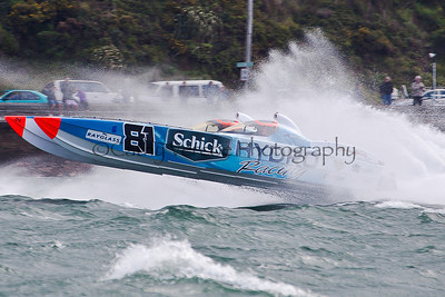 Boat Category: Superboat  Race Title: NZOPA  Nationals Round 8 Wellington                      Date: 12th March 2011 Venue: Wellington Category: Offshore Racing
