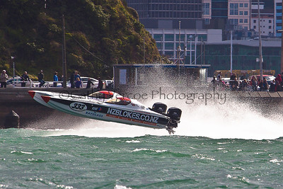 Boat Category: Superboat Lite Race Title: NZOPA  Nationals Round 8 Wellington                      Date: 12th March 2011 Venue: Wellington Category: Offshore Racing