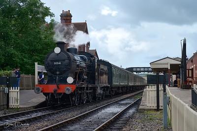 Bluebell Railway-2230 - 8-49 am