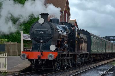 Bluebell Railway-1344 - 9-52 am