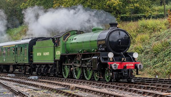 LNER Thompson Class B1 61306