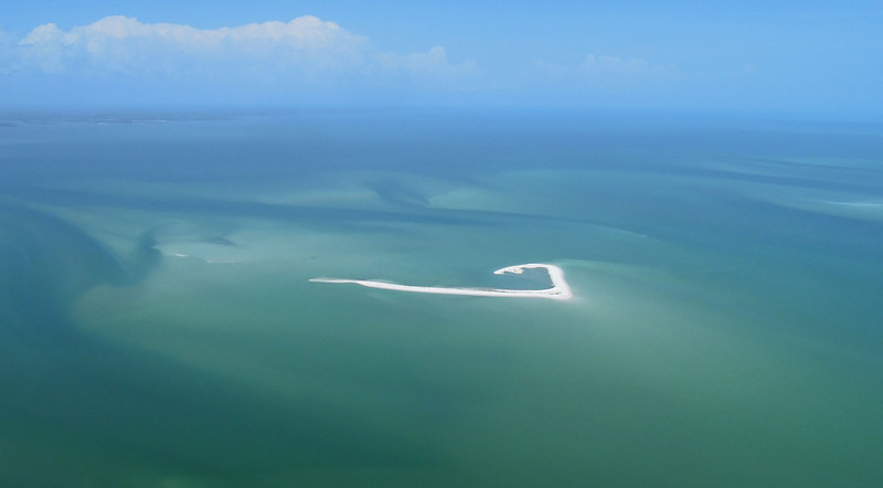 Sand-bar, 10,000 Islands National Park, Florida