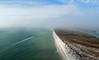 Sea-fog and sand-bar, Florida