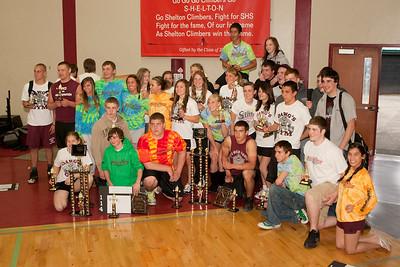 State Championship meet, Shelton HS, May 8, 2010