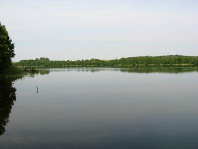 Jezioro rano_1
