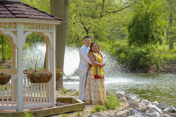 Prachi & Steve wedding