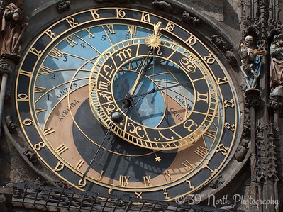 The Astronomical Clock.