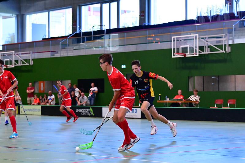 Floorball Bern - Floorball Epalinges 36
