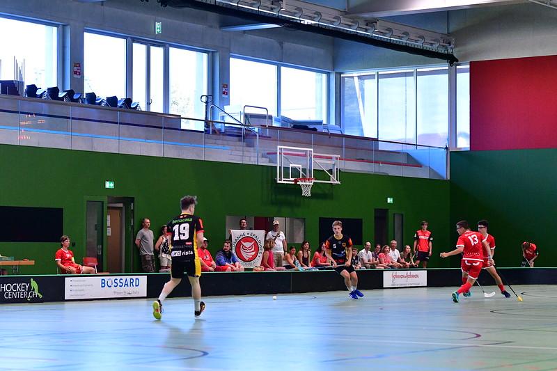 Floorball Bern - Floorball Epalinges 25