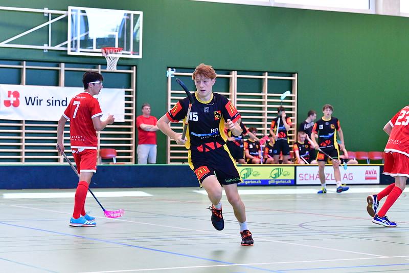 Floorball Bern - Floorball Epalinges 17