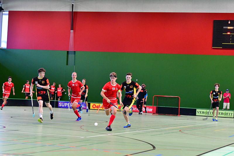 Floorball Bern - Floorball Epalinges 27