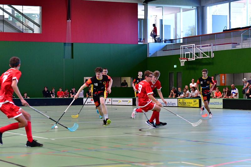 Floorball Bern - Floorball Epalinges 34