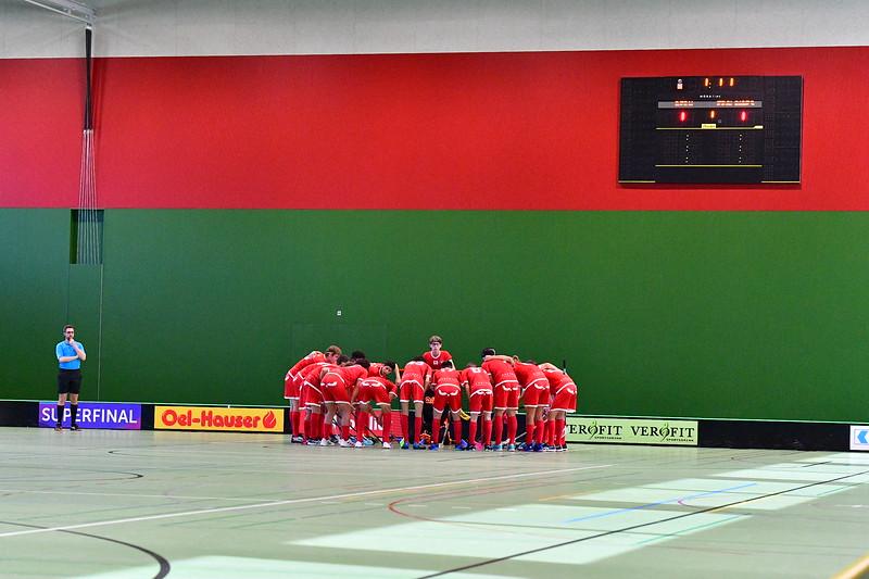 Floorball Bern - Floorball Epalinges 12