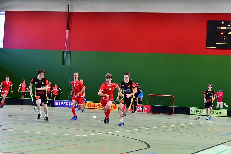 Floorball Bern - Floorball Epalinges 26