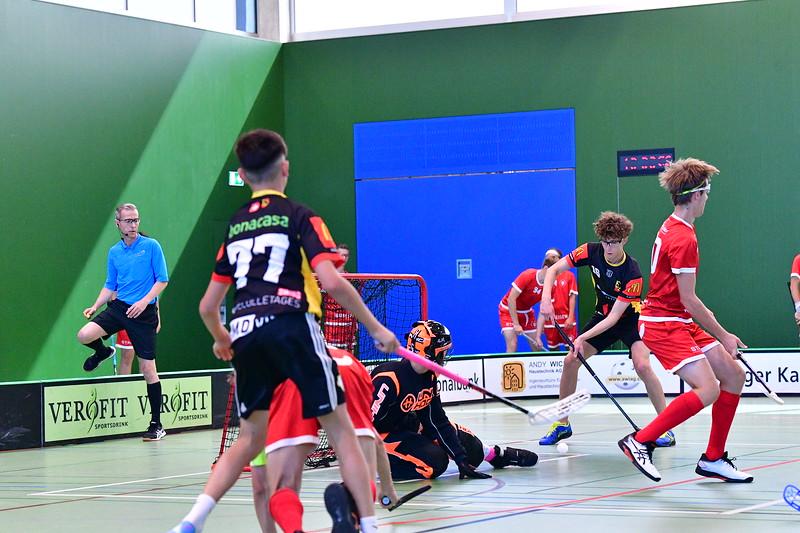 Floorball Bern - Floorball Epalinges 16