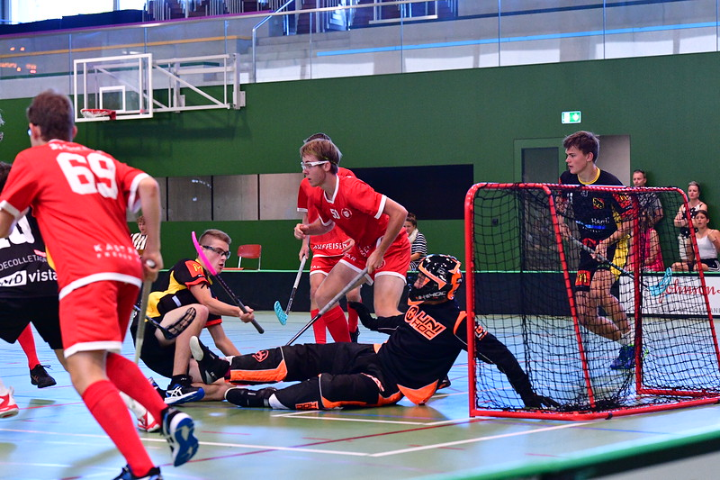 Floorball Bern - Floorball Epalinges 35
