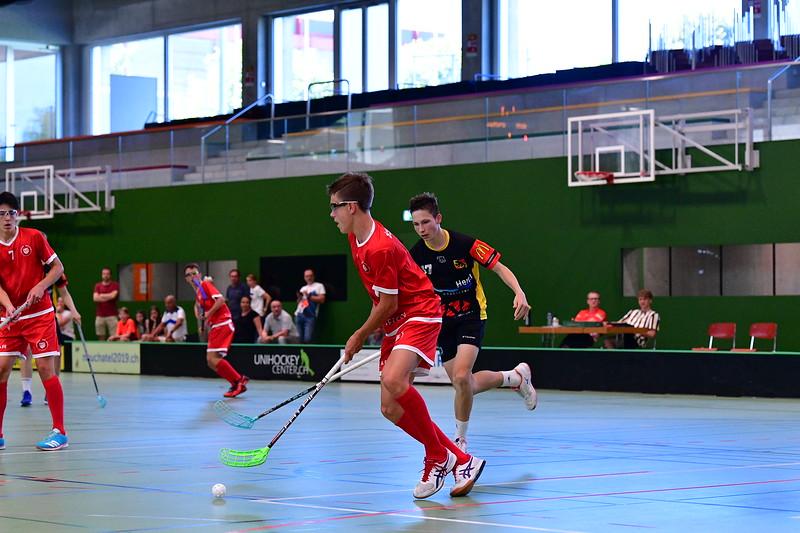 Floorball Bern - Floorball Epalinges 37