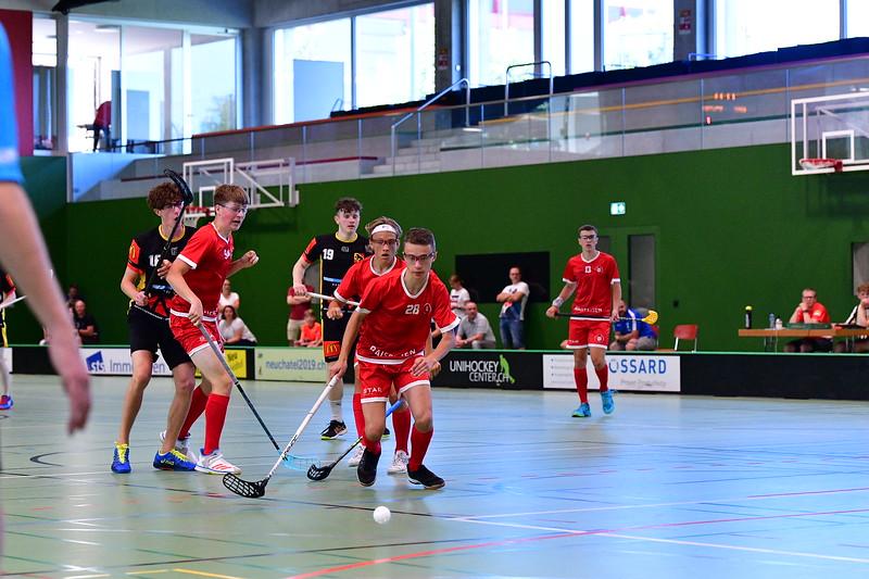 Floorball Bern - Floorball Epalinges 31