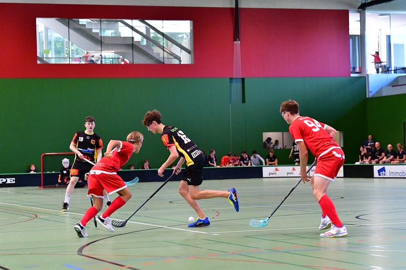 Floorball Bern - Floorball Epalinges 39