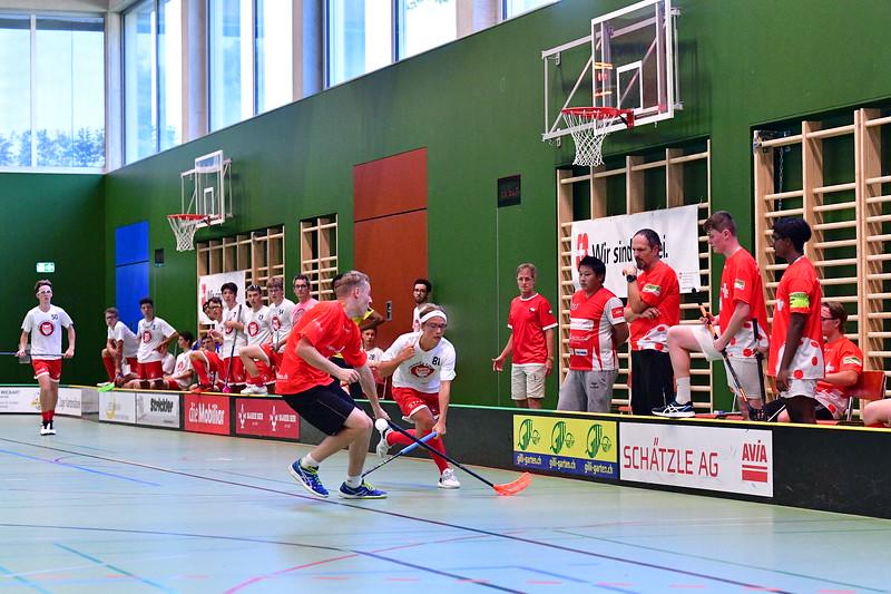 Floorball Epalinges - ZGPD white 23