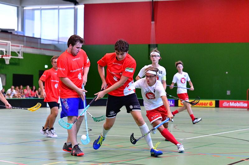 Floorball Epalinges - ZGPD white 12
