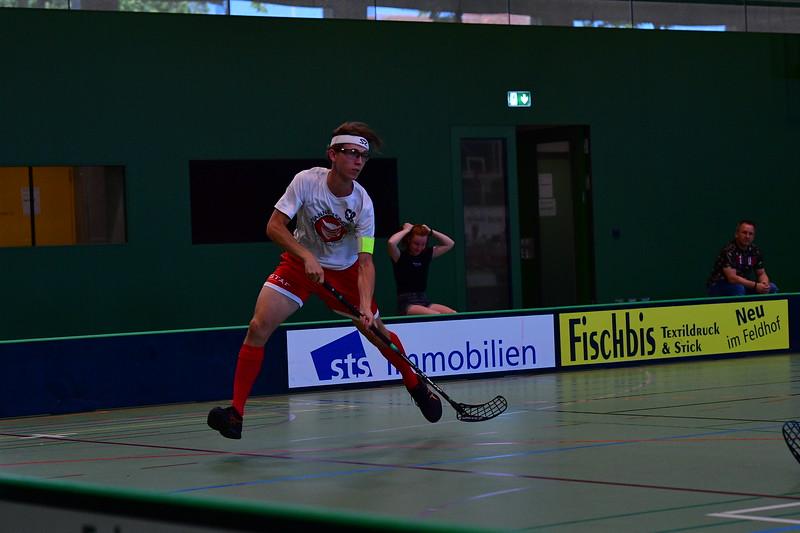 Floorball Epalinges - ZGPD white 19