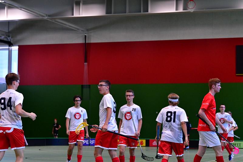 Floorball Epalinges - ZGPD white 07