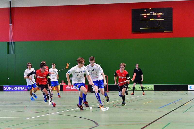ZGPD red - Zug United 19