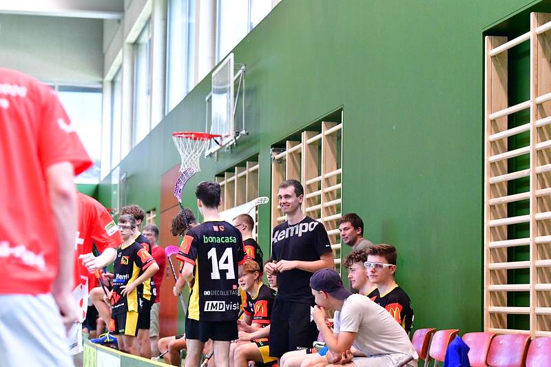 ZGPD white - Floorball Bern 18