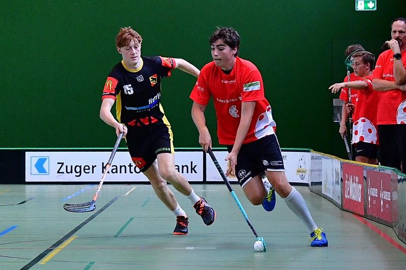ZGPD white - Floorball Bern 14