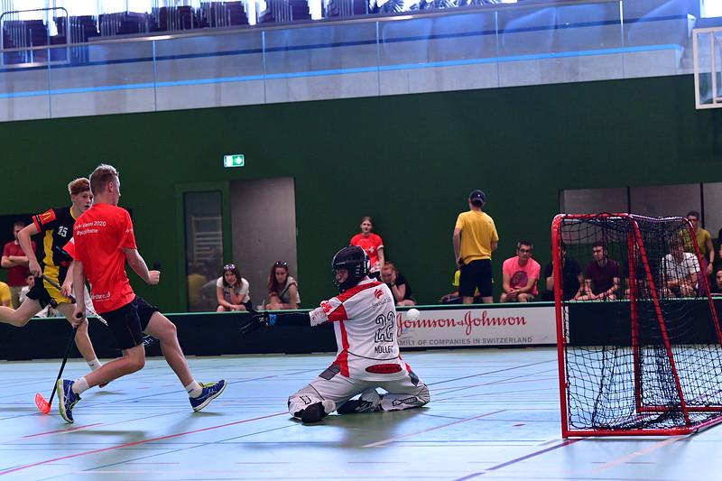 ZGPD white - Floorball Bern 09