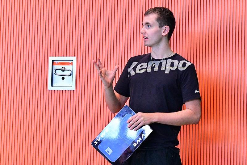 ZGPD white - Floorball Bern 13