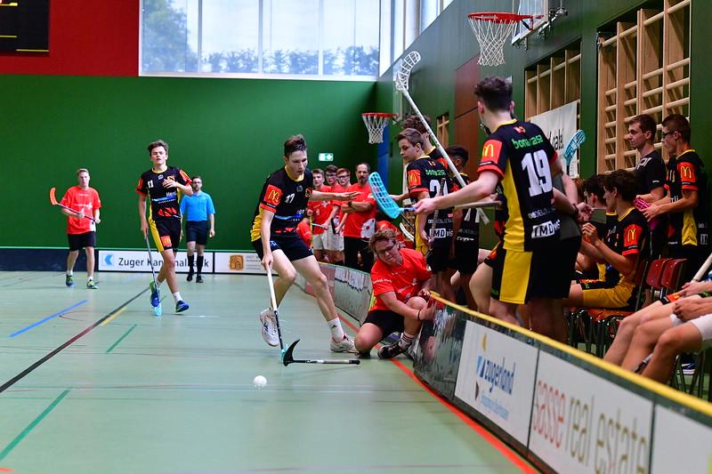 ZGPD white - Floorball Bern 25
