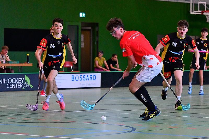 ZGPD white - Floorball Bern 20