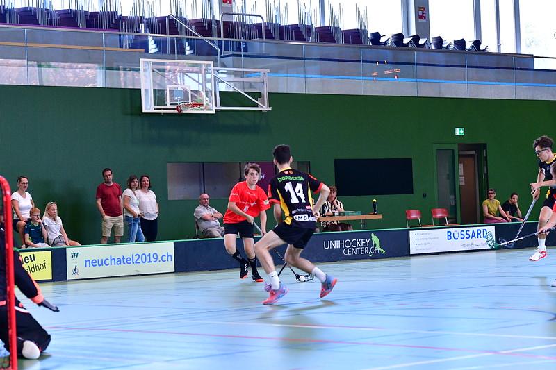ZGPD white - Floorball Bern 19