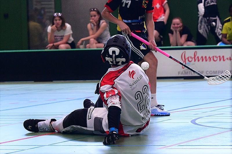 ZGPD white - Floorball Bern 10