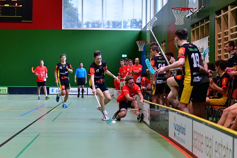 ZGPD white - Floorball Bern 23