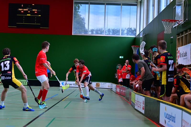 ZGPD white - Floorball Bern 15
