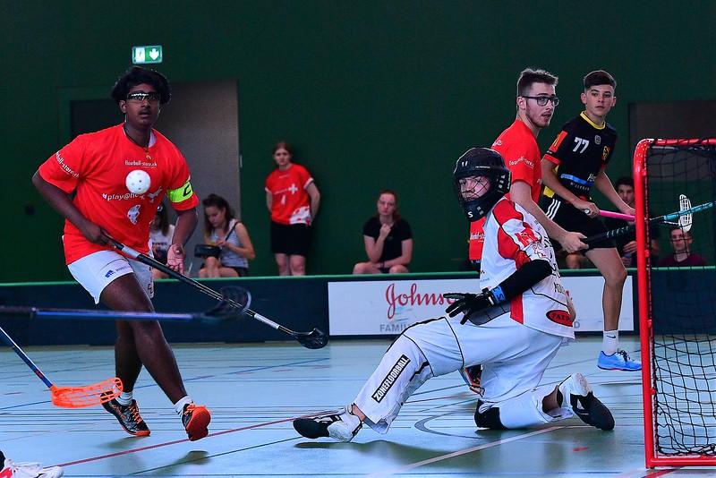 ZGPD white - Floorball Bern 11