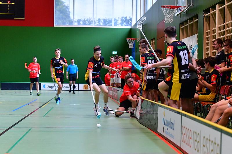 ZGPD white - Floorball Bern 24