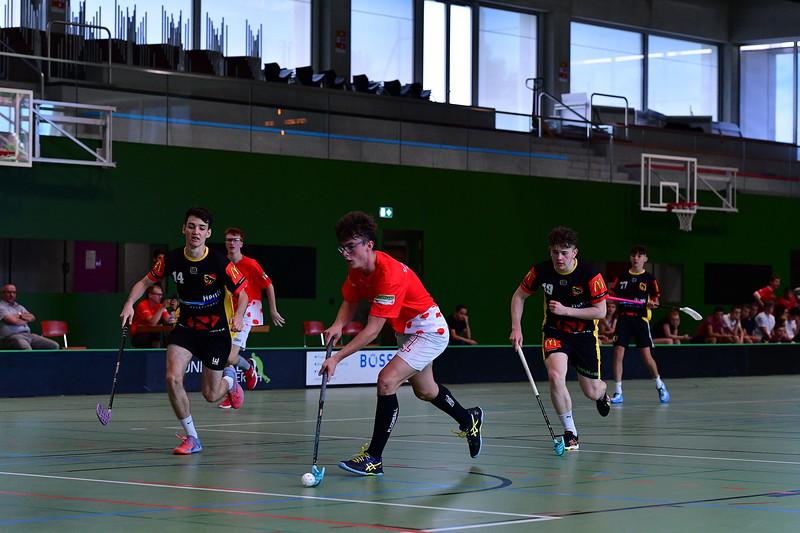 ZGPD white - Floorball Bern 21