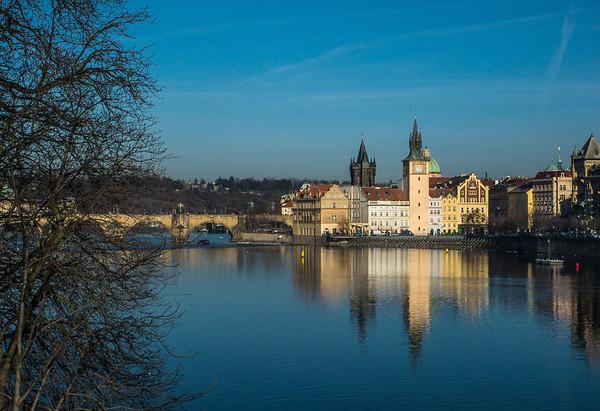 Prague Vienna Budapest Dec 13