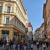 Prague street.