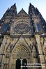 St. Vitus Cathedral at Hradcany Castle.