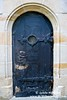 Old Door with Fish Knob, Melnik, Czech Republic
