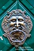 Prague Door Knocker