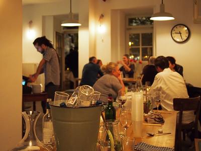 Sansho Restaurant, Prague